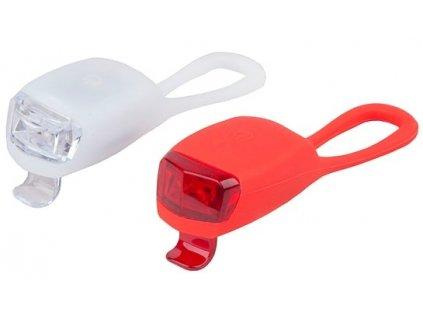 Sada světel PRO-T Cat EVO bílá/červená