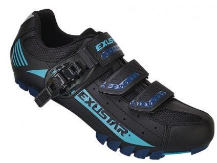 Tretry EXUSTAR SM308DB black/blue