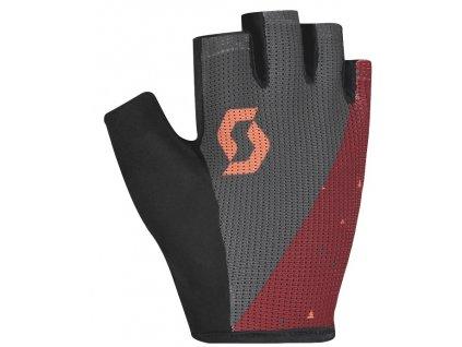 Rukavice SCOTT Aspect Sport Gel SF grey/red,Rukavice SCOTT Aspect Sport Gel SF grey/red