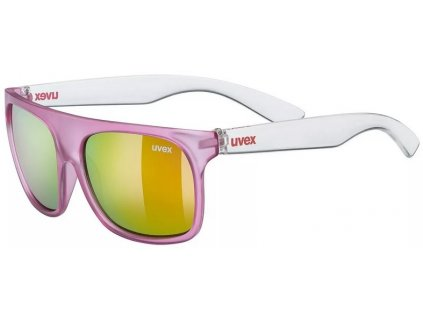 Brýle UVEX SPORTSTYLE 511 pink clear