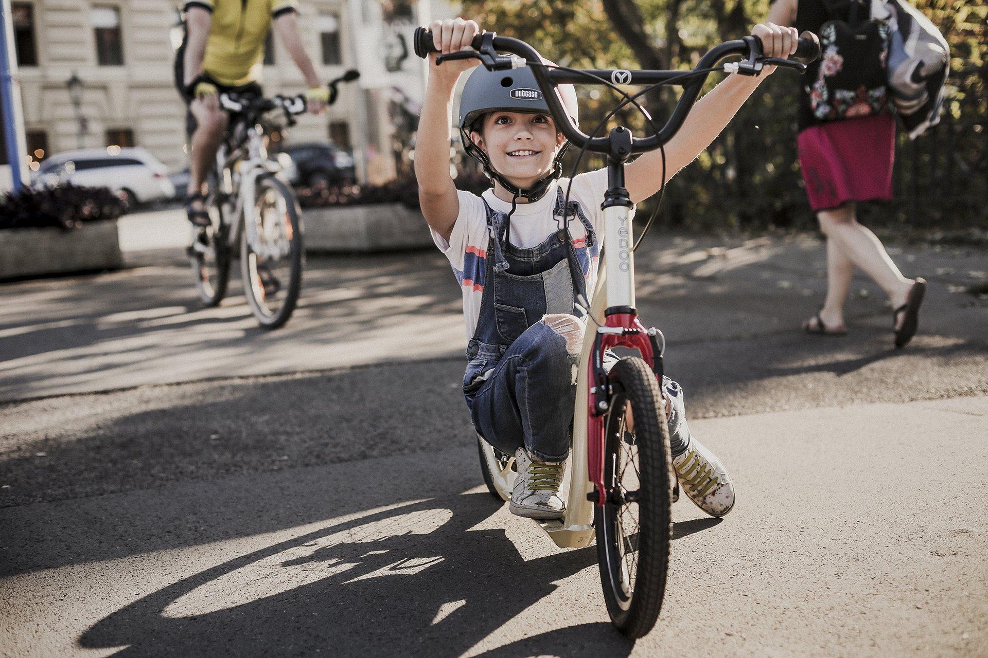 Rady pro rodiče: Jak správně vybrat bezpečnou dětskou koloběžku?
