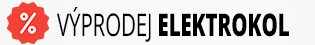 Výprodej elektrokol se slevou až 35%