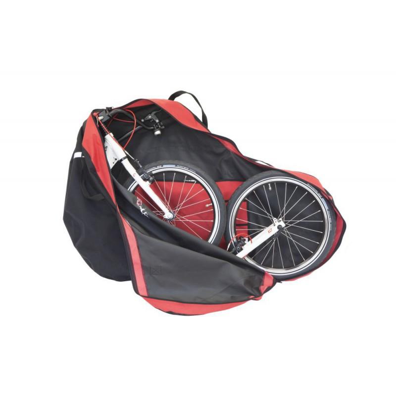 Cestovní vaky, tašky a obaly na koloběžku