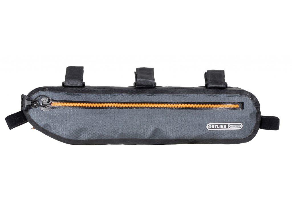 ORTLIEB Frame-Pack Toptube - tmavě šedá - 4 L