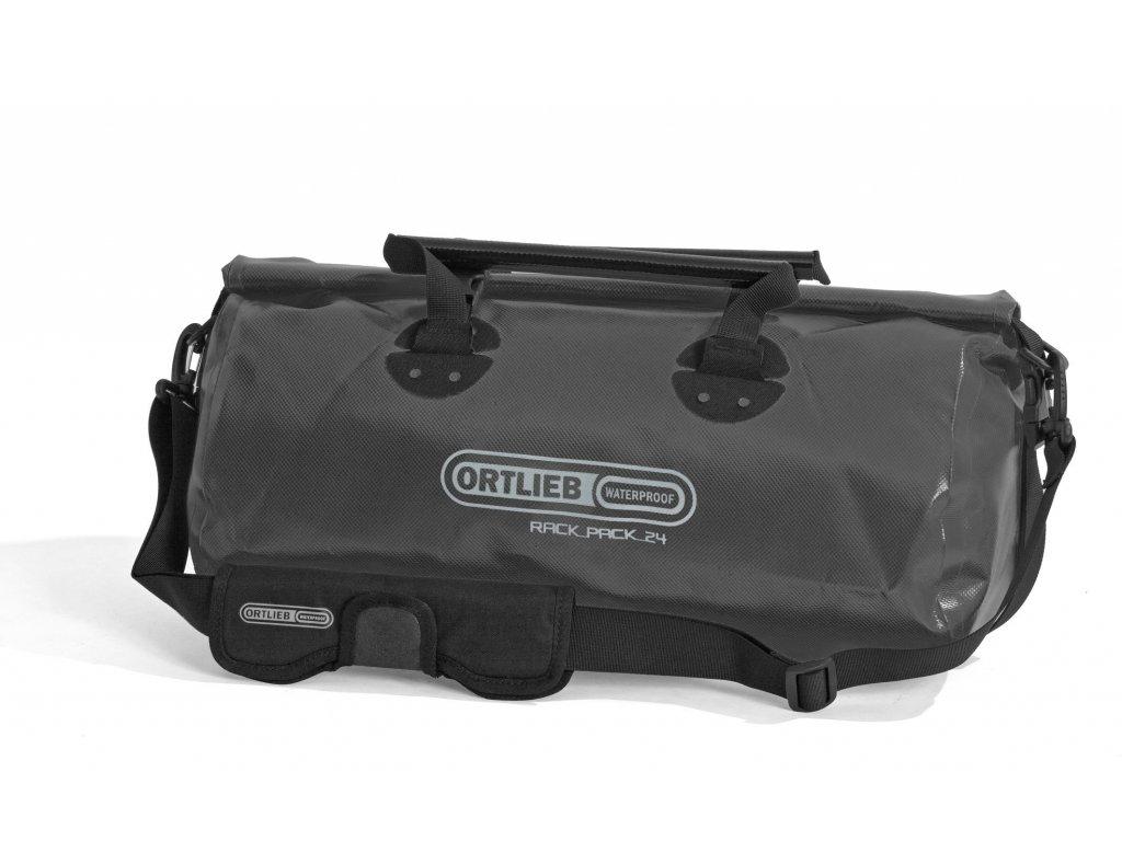 ORTLIEB Rack-Pack - tmavě šedá - S - 24 L