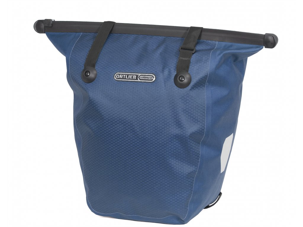 ORTLIEB Bike-Shopper - modrá - QL2.1 - 20 L