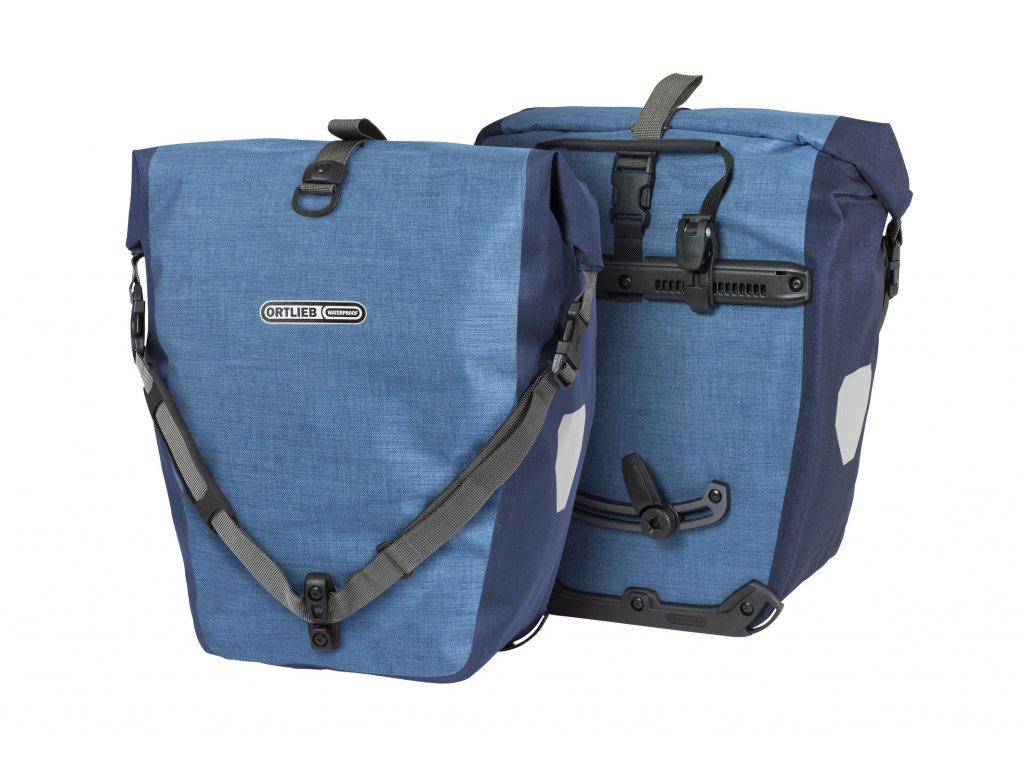 ORTLIEB Back-Roller Plus - světle modrá / modrá - QL2.1 - 40 L - pár