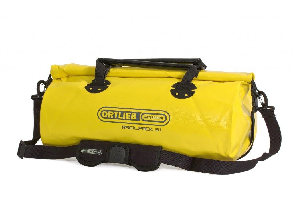 ORTLIEB Rack-Pack - žlutá - M - 31 L
