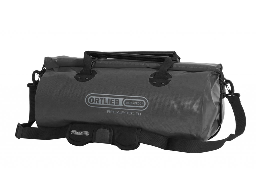 ORTLIEB Rack-Pack - tmavě šedá - M - 31 L