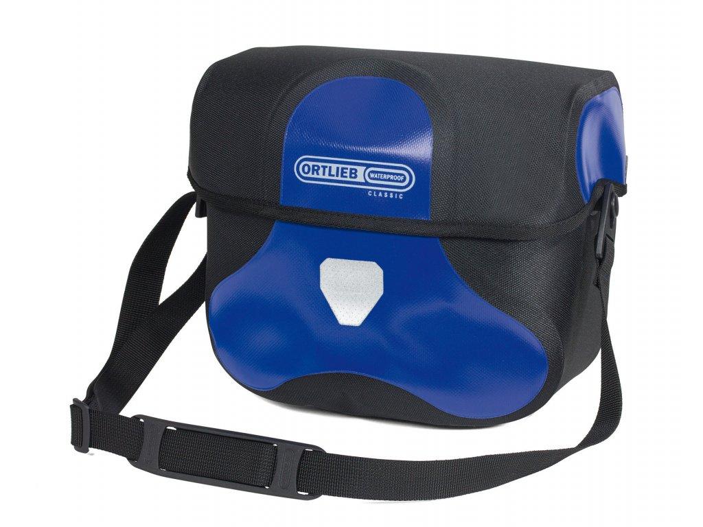 ORTLIEB Ultimate6 M Classic - tmavě modrá / černá - M - 7 L