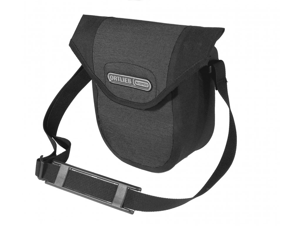 ORTLIEB Ultimate6 Compact - tmavě šedá / černá - 2.7 L