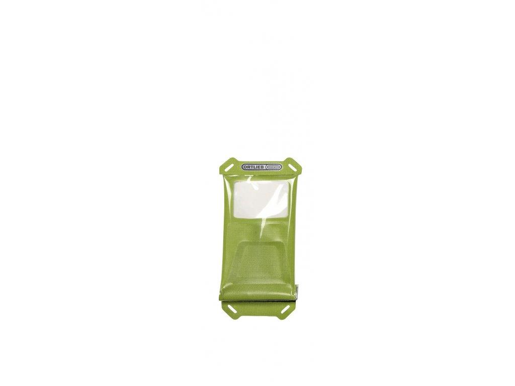 ORTLIEB Safe-it - světle zelená / průhledná - S