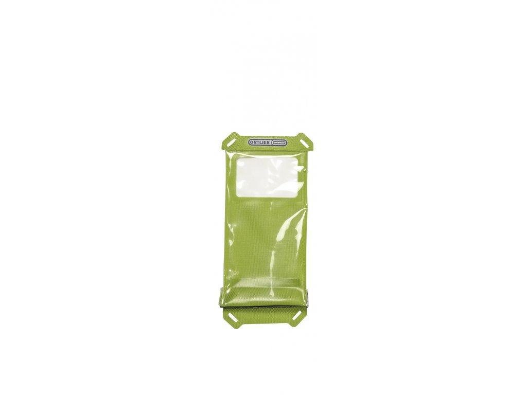 ORTLIEB Safe-it - světle zelená / průhledná - L