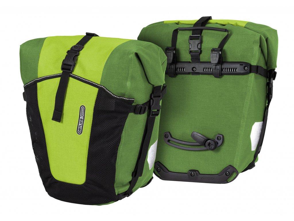 ORTLIEB Back-Roller Pro Plus - světle zelená / zelená - QL2.1 - 78 L - pár