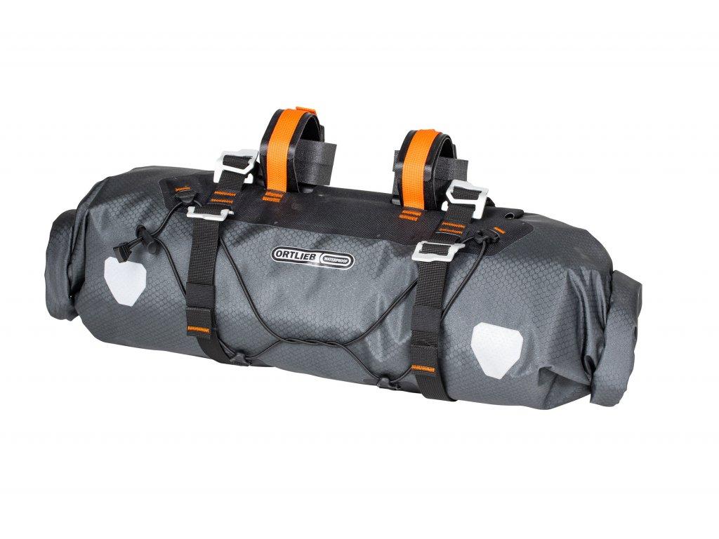 ORTLIEB Handlebar-Pack M - tmavě šedá - 15 L