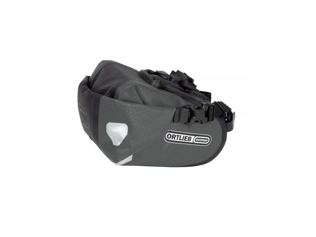 ORTLIEB Saddle-Bag Two-podsedlová brašna 1,6L-šedá