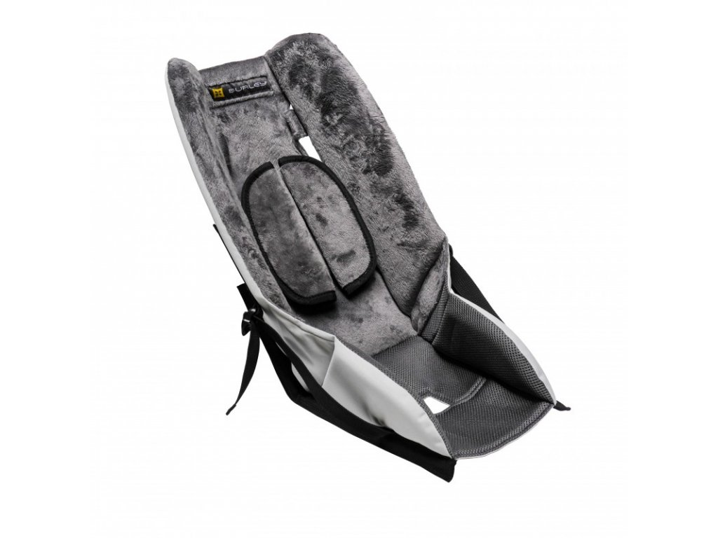 BURLEY Baby Snuggler - sedačka do dětských vozíků