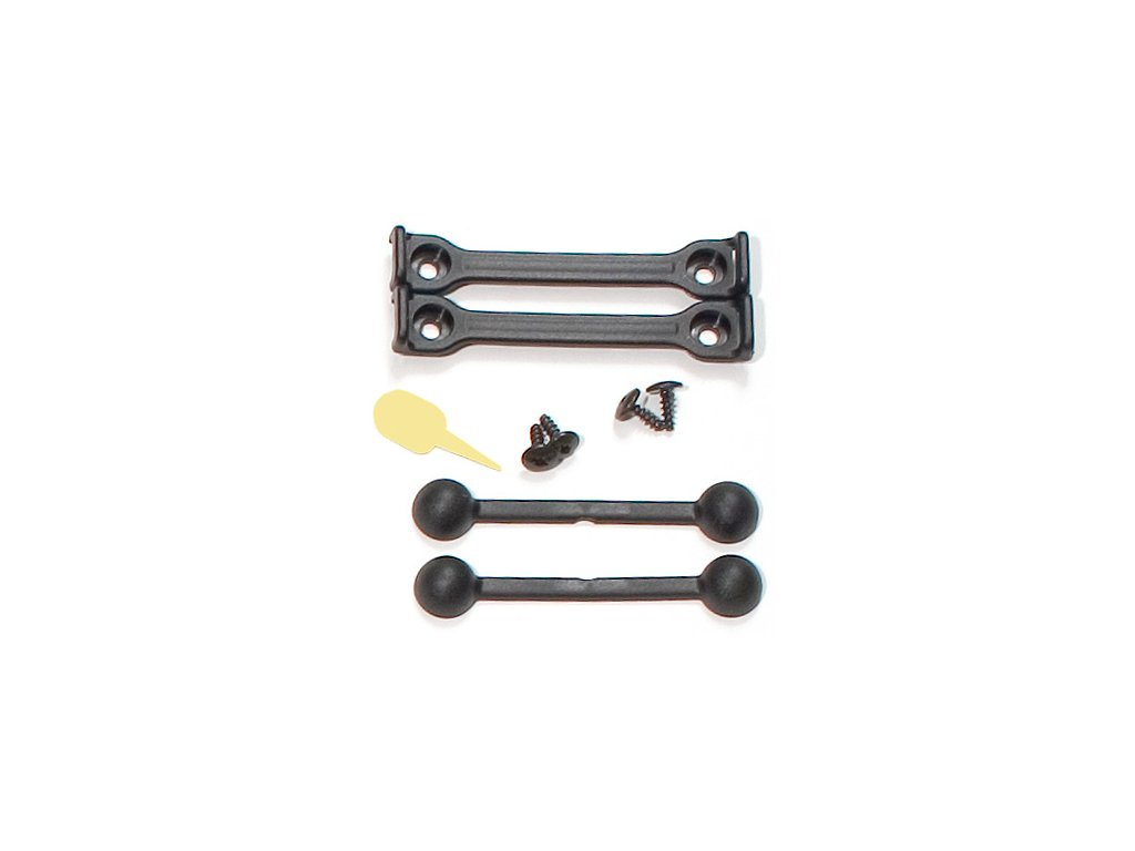 ORTLIEB - 1 pair rails forouter pocket