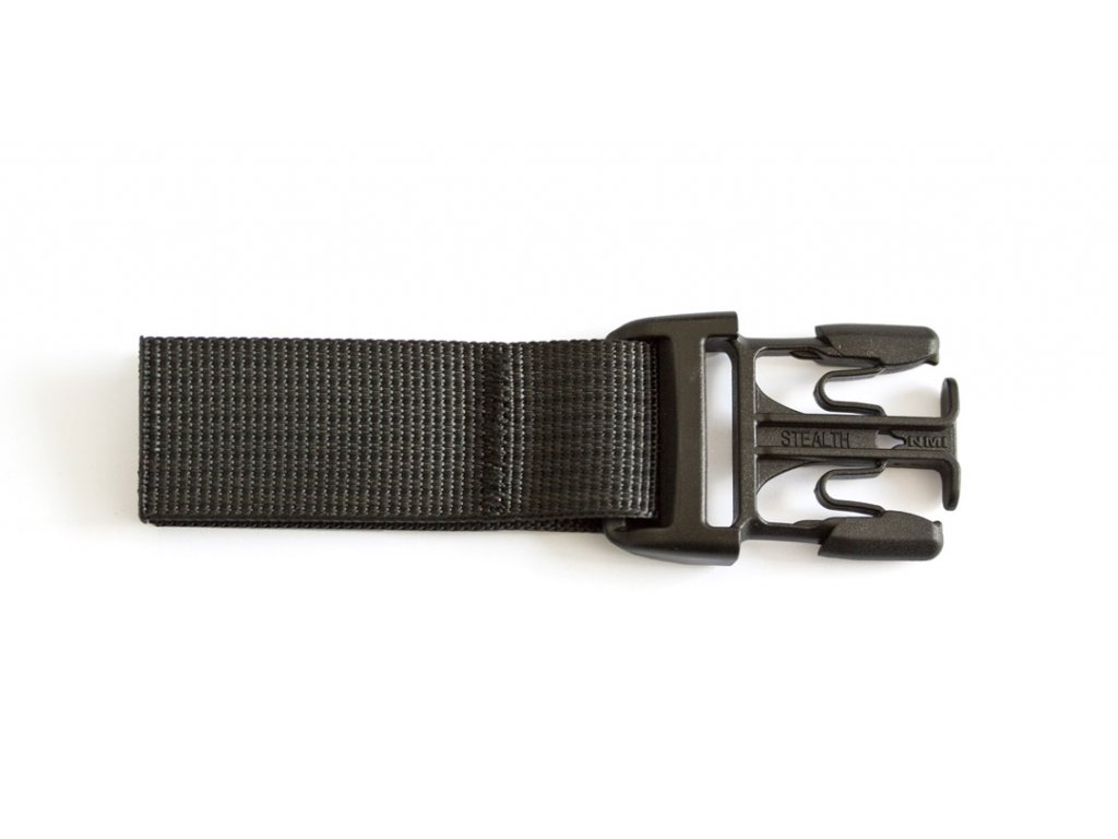 Stealth buckle with strap pro Office-Bag