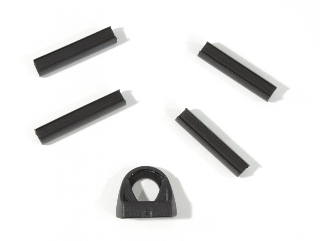 Abrasion protection, 4 pieces
