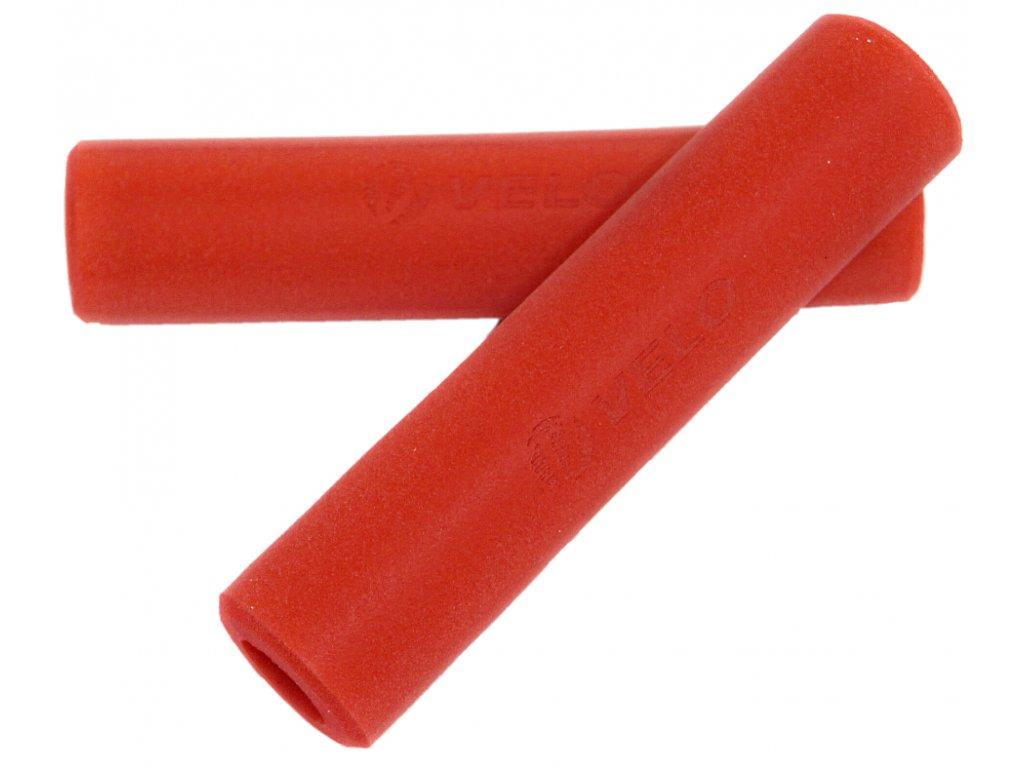 VELO-1381A silikonové / Červená
