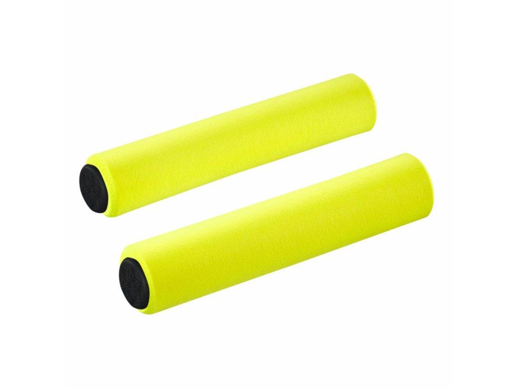 Supacaz Siliconez XL / Žlutá