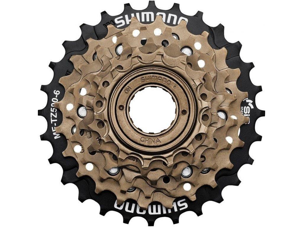 Shimano TZ500 14-28