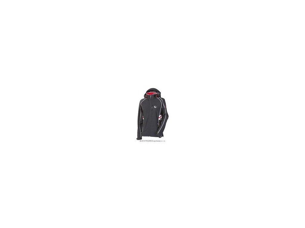 ANDINA dámská softshellová sportovní bunda