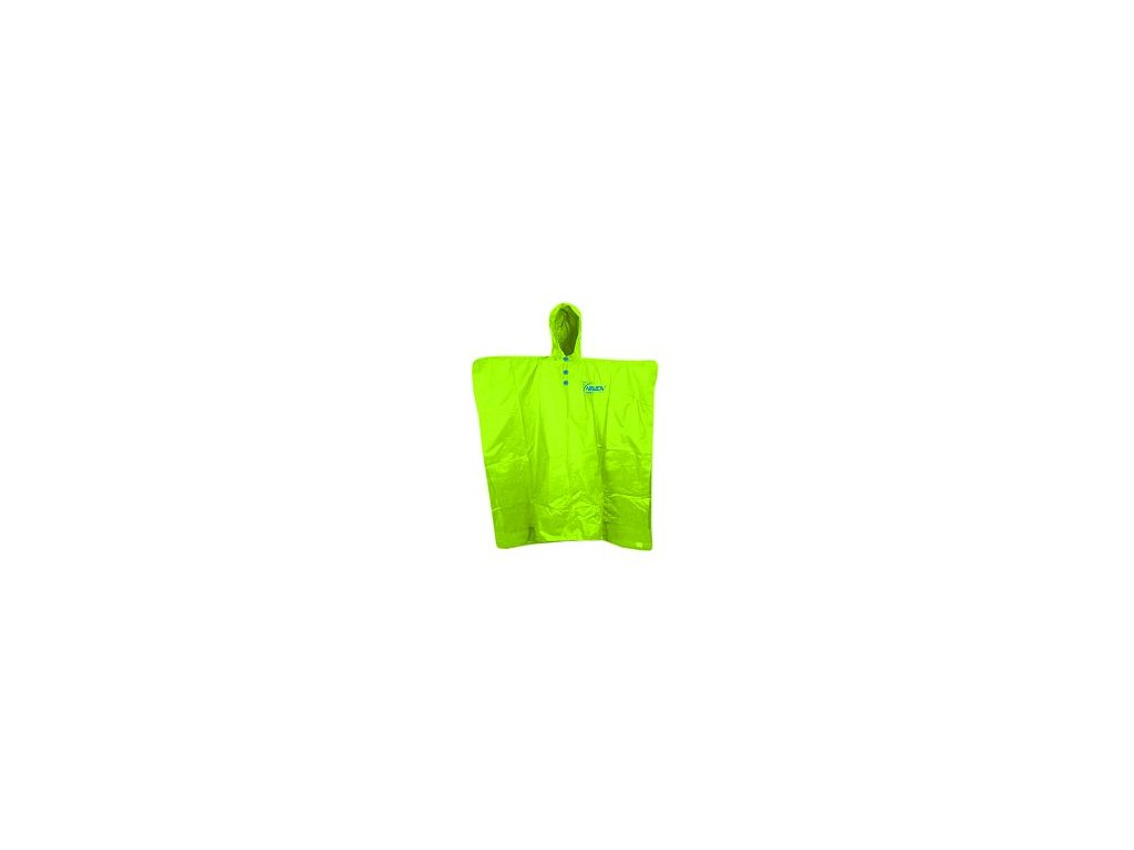 1 Poncho reflex yellow
