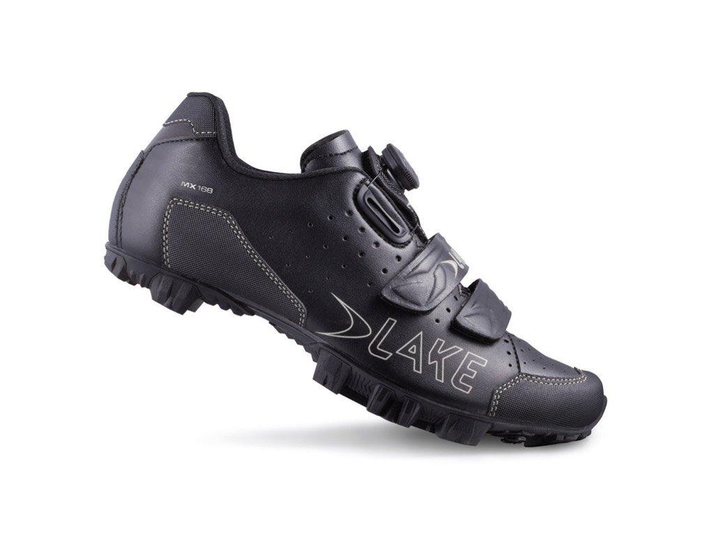 Tretry LAKE MX168 černé