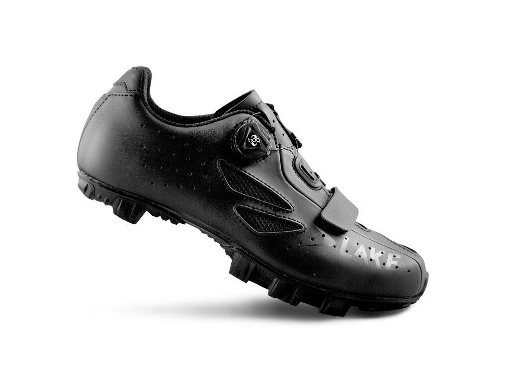 Tretry LAKE MX176 černé