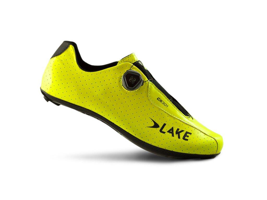 Tretry LAKE CX301 fluo žluté