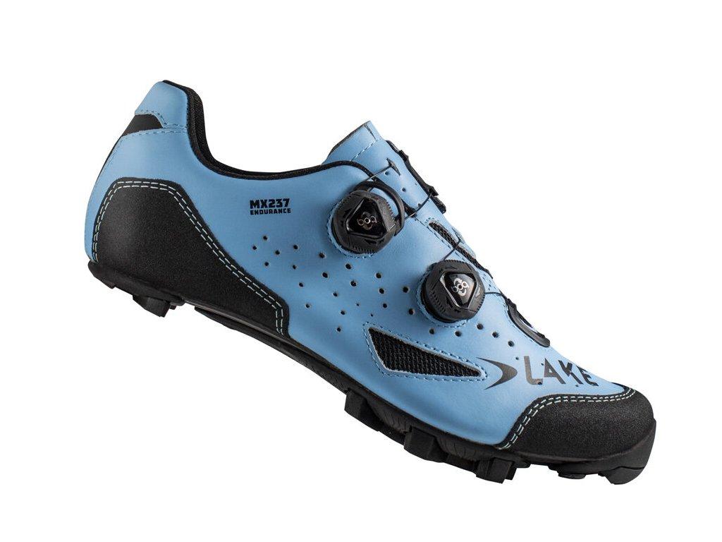 Tretry LAKE MX237 Endurance modré