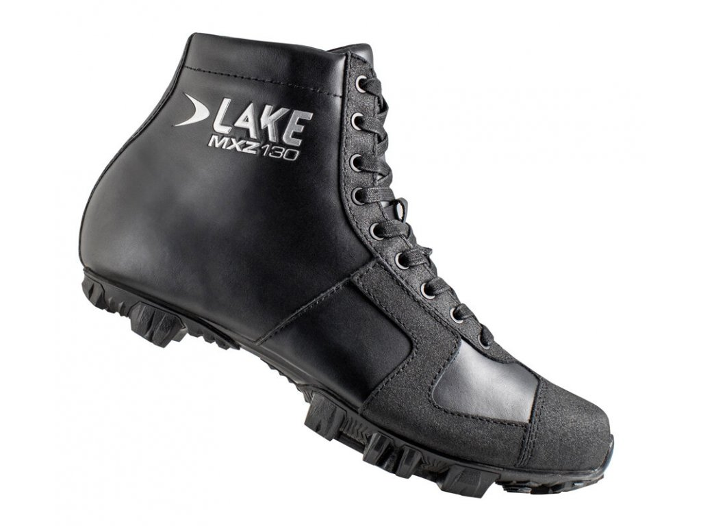 Tretry LAKE MXZ130 černo/stříbrné