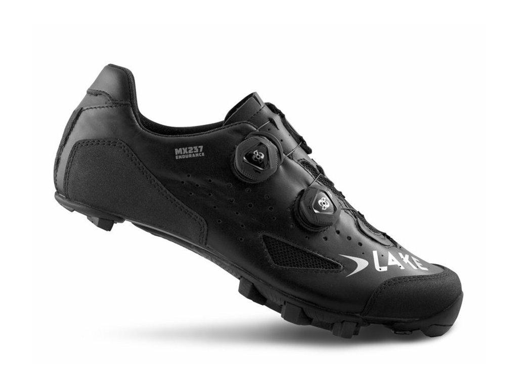 Tretry LAKE MX237 Endurance černé