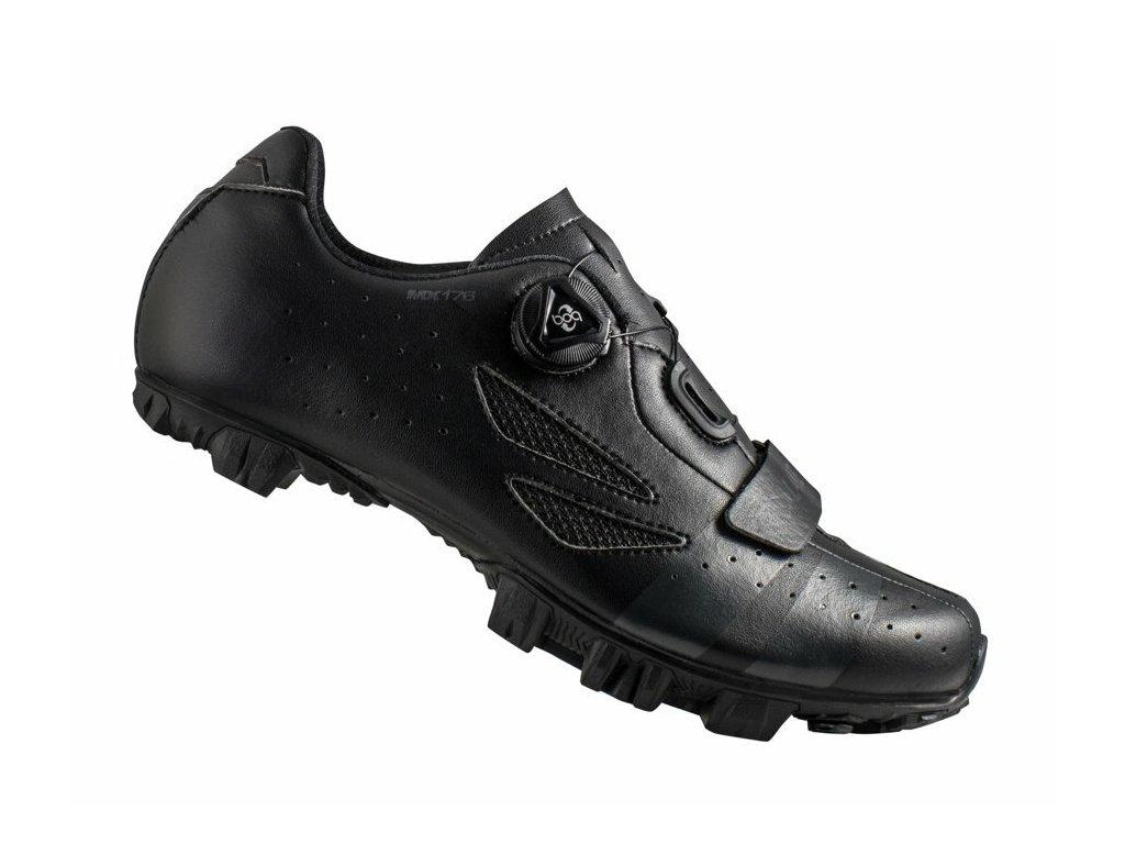 Tretry LAKE MX176 černo/šedé