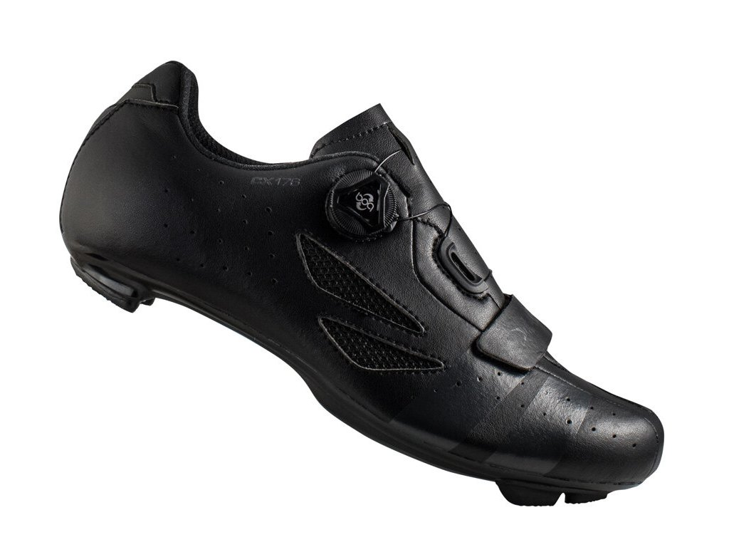 Tretry LAKE CX176 černo/černé