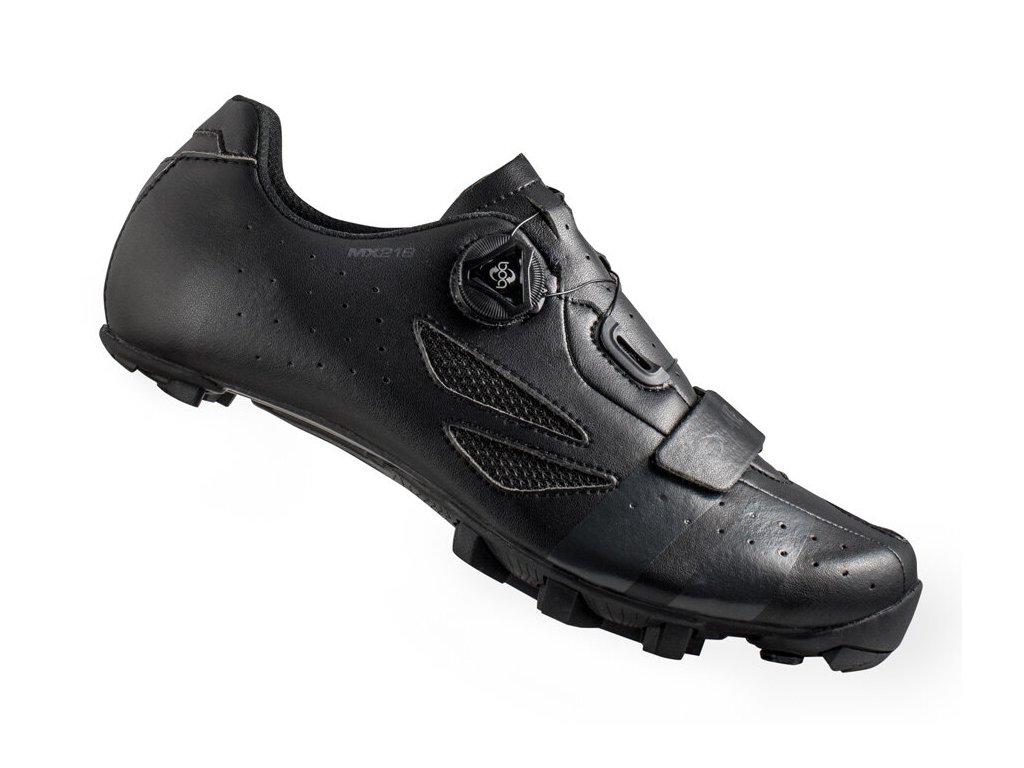 Tretry LAKE MX218 Carbon černo/šedé