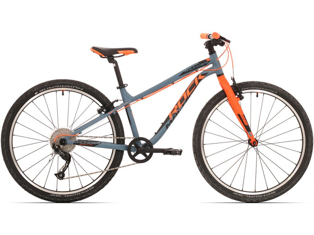 kolo Rock Machine Thunder 26 (XS) mat slate grey/neon orange/black