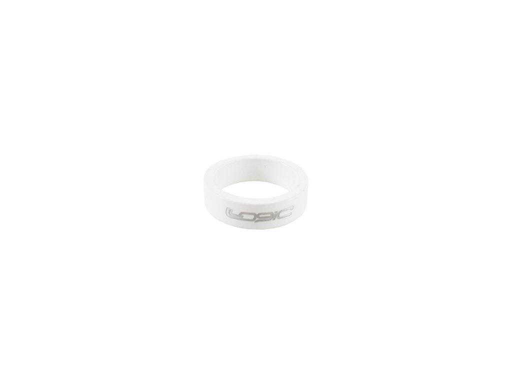 """podlož.řízení NECO AS3610 1-1/8"""" 10mm bílá"""