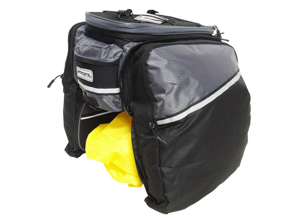 brašna na nosič zadní PROFIL R14801 rozkládací
