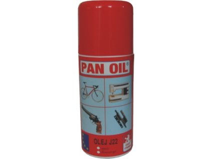 olej Pan Oil s PTFE 150ml v aerosolu