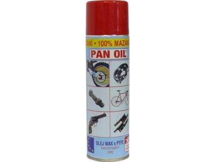 olej Pan Oil WAX s PTFE aerosol 500ml