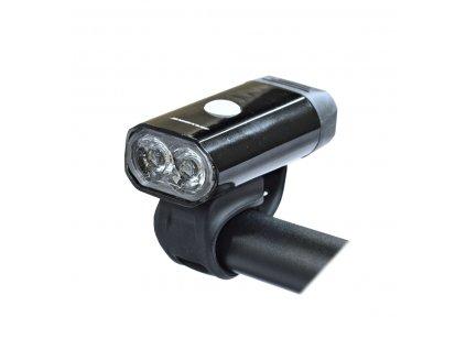 světlo přední MAXBIKE JY-7066 300 lumen USB