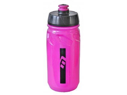 láhev 0.6 l Maxbike ERGO růžová