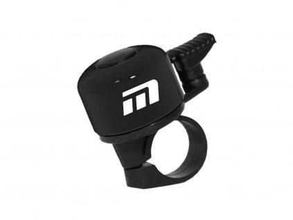 zvonek Baby černý logo Maxbike