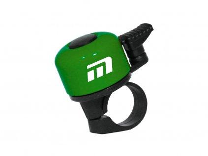 zvonek Baby zelený logo Maxbike