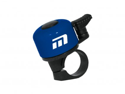 zvonek Baby tmavě modrý logo Maxbike