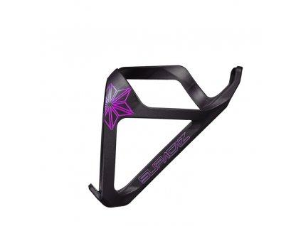 košík na láhev Supacaz Tron Sideloader růžový