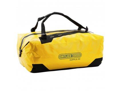 ORTLIEB Duffle - žlutá - 110L